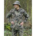 Chemise chasse aventure airsoft 100% coton