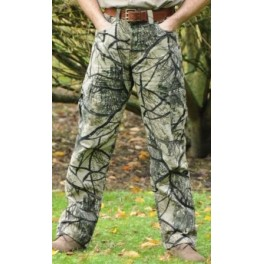 Pantalon coupe JEAN camo SHADOW